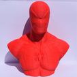 Télécharger fichier STL gratuit Buste Spiderman - STL • Design imprimable en 3D, Mak3_Me_Studio