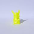Télécharger fichier STL gratuit Low-Poly Pikachu, Mak3Me