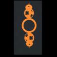 "Download STL file Hans Snipper ""BB8"" • 3D printer template, Vioxti3D"