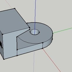 Imprimir en 3D support belt, OscarDeAngelis