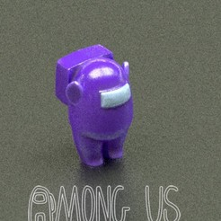 Download STL file AMONG US teletubbies • 3D printable object, zaider
