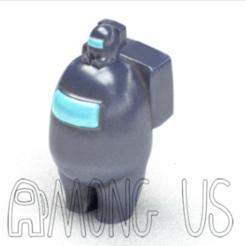 Download STL file AMONG US Y MINI AMONG US • 3D printer design, zaider