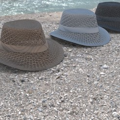 1.jpg Download STL file hat • 3D printing object, nemecek88