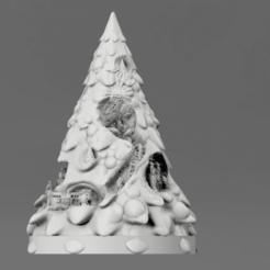 Télécharger STL  CHRISTMAS TREE, nemecek88
