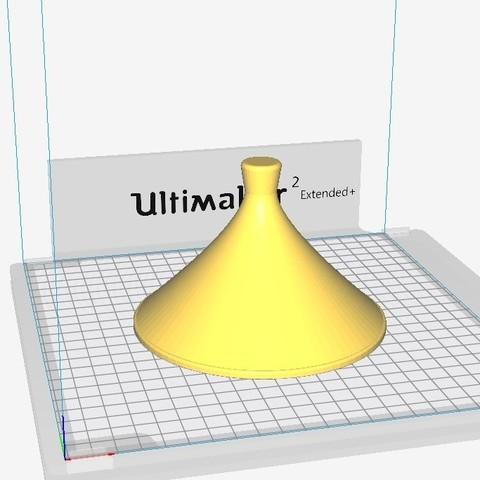 couvercle.jpg Download free STL file Mini tagine • 3D printer model, Younes