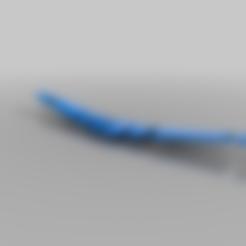 Télécharger fichier STL gratuit Aile volante paramétrique OpenSCAD, m3rl1n82