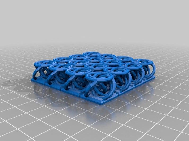 6066f9959cfe9bcc2e2af3ed4265c018.png Télécharger fichier STL gratuit La cotte de mailles de la NASA • Design pour imprimante 3D, m3rl1n82