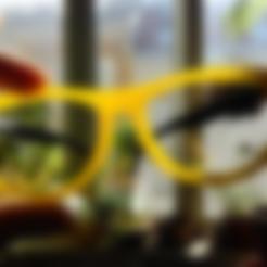 Download free 3D model Sunglasses, unwohlpol