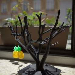 Descargar modelos 3D gratis árbol de joyería, unwohlpol