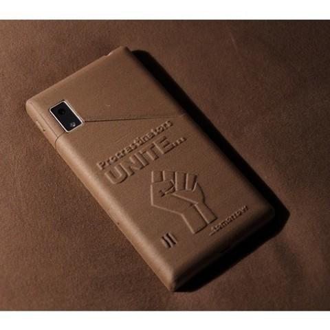 1df1086b997d435b07d019025cfa7470_preview_featured.jpg Download free STL file Fairphone 2 cover • 3D printer model, unwohlpol