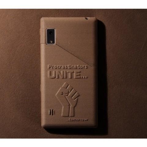 91026e67d3bf66f2f5796b2998819cbe_preview_featured.jpg Download free STL file Fairphone 2 cover • 3D printer model, unwohlpol