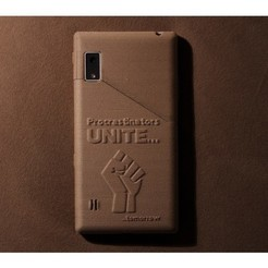 Free 3D file Fairphone 2 cover, unwohlpol
