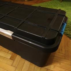 Descargar modelos 3D gratis pieza de recambio para caja de buceo, unwohlpol