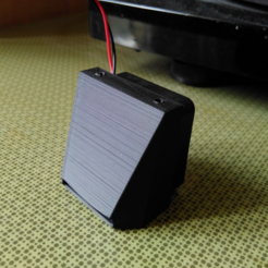 Download free 3D printing templates Duplicator i3 fan duct, unwohlpol