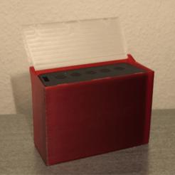 Free 3D printer model case for creative muvo 2c, unwohlpol
