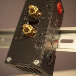 Impresiones 3D gratis caja de derivación, unwohlpol