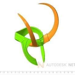 1.jpg Télécharger fichier STL Casque Loki Thor 3 Ragnarok • Design imprimable en 3D, HaereticusProps