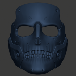 1.png Download STL file Die Hard man mask from Death Strending • 3D printing object, HaereticusProps