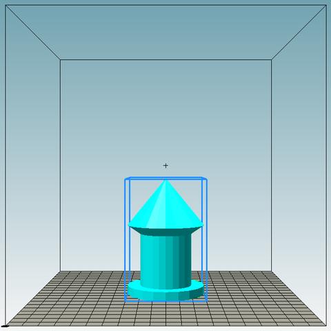 Download STL file happy plug 3 • 3D printer model, glovex