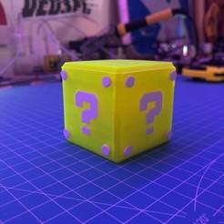 Descargar archivos 3D gratis Cubo de Almacenamiento de interruptores de Nintendo, Jean-Donald