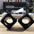 Free 3D file Cubic Fidget, Jean-Donald