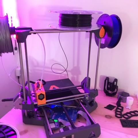 """image1.jpeg Download free STL file DedSec"""" pencil holder • 3D printable model, Jean-Donald"""