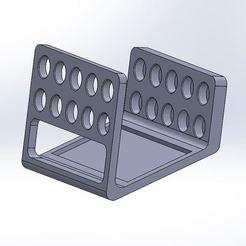 porte stylo 1.JPG Télécharger fichier STL Pen holder • Modèle pour imprimante 3D, nico84500