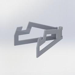 support pliable.JPG Télécharger fichier STL Foldable phone holder • Modèle pour imprimante 3D, nico84500