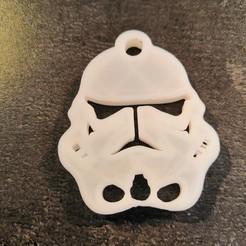 Descargar diseños 3D gratis Llavero stormtrooper de Star Wars, nico84500