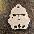 Télécharger modèle 3D gratuit Star wars stormtrooper keychain, nico84500