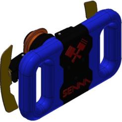 Télécharger modèle 3D gratuit volant de la formule SAE - Team Sale Racing (Brésil), GRIGGIOXYZ