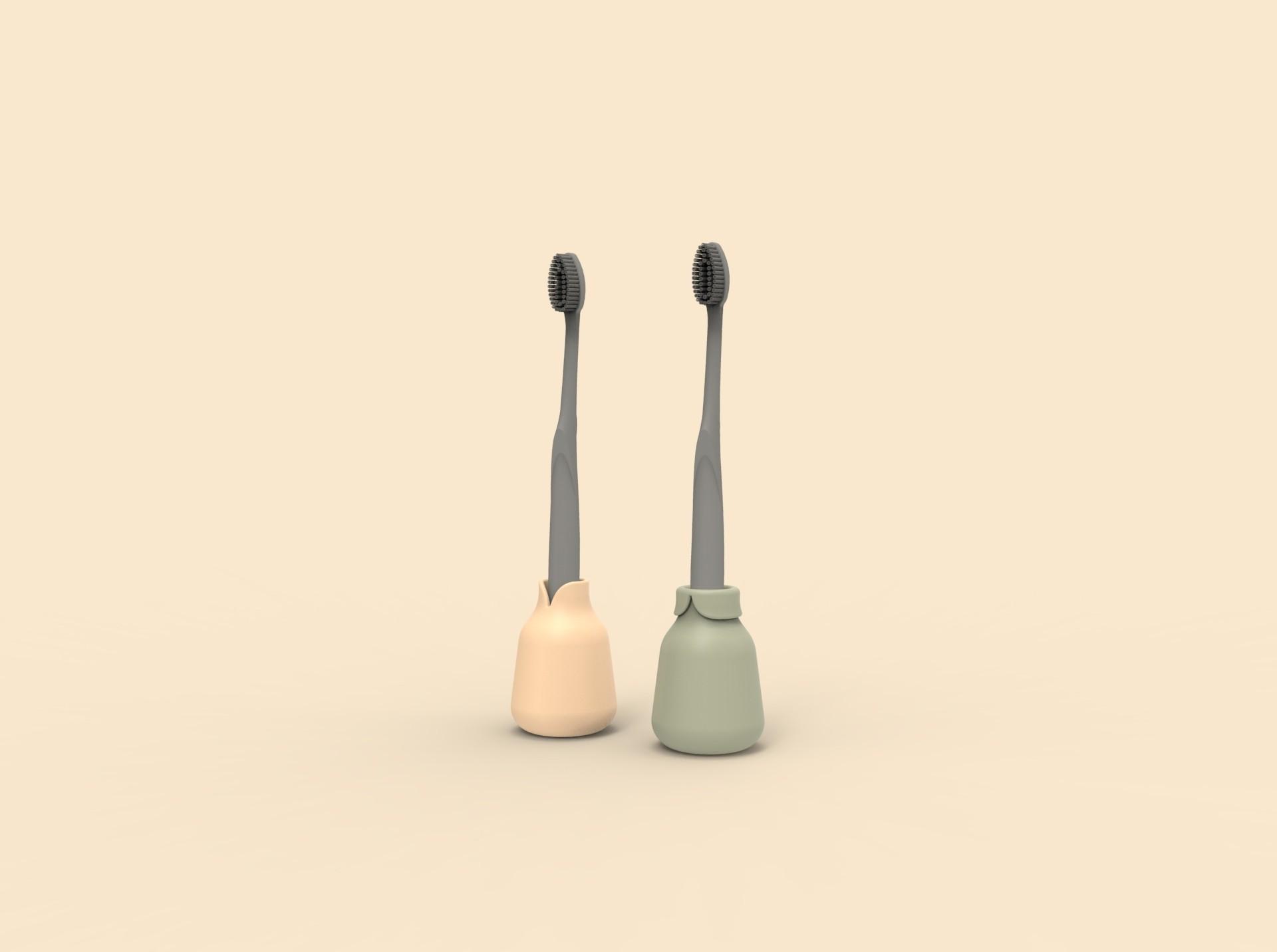 cols.390.jpg Télécharger fichier STL gratuit Portes brosse à dents personnalisables Famille • Plan à imprimer en 3D, clemgerm