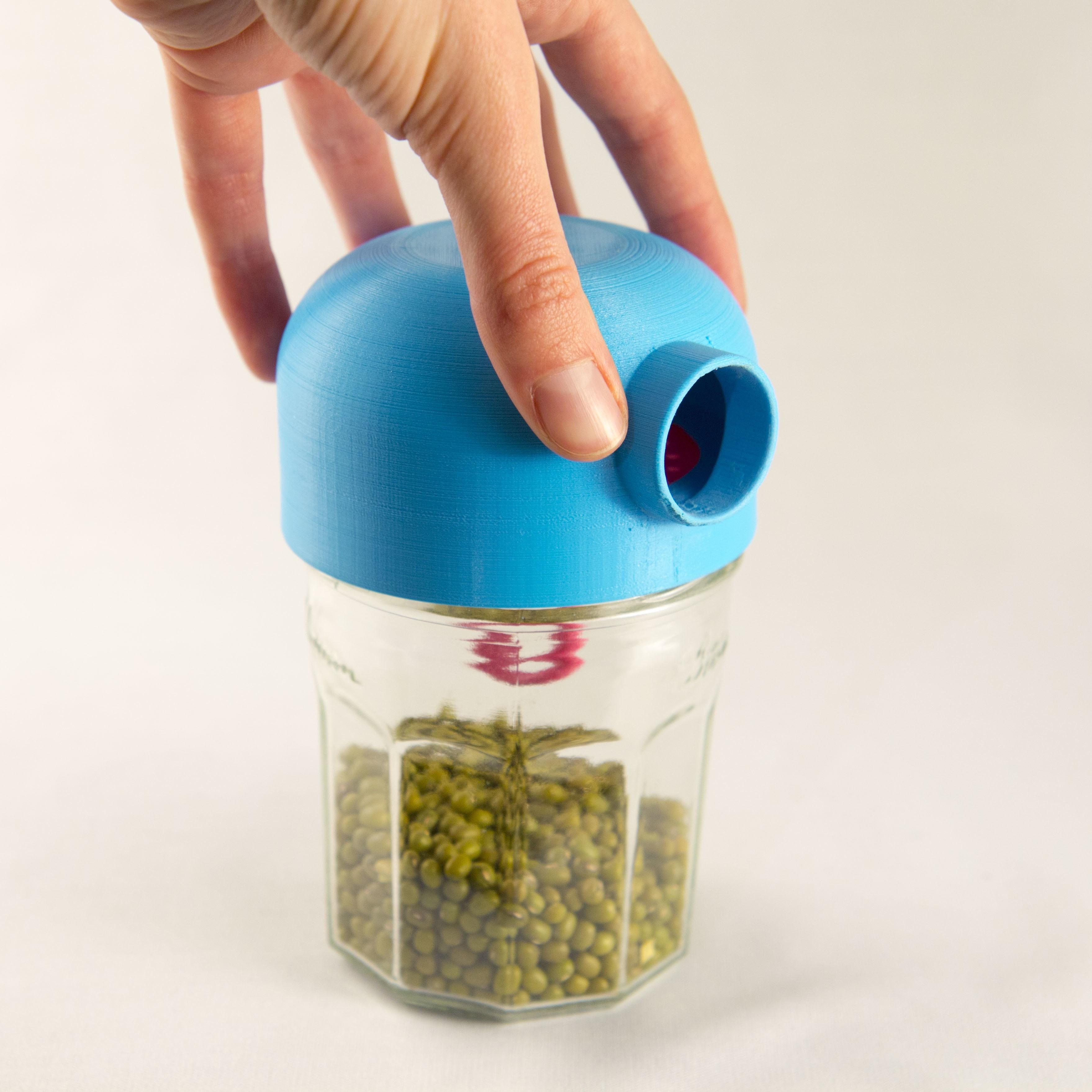 171203-EOS-060.jpg Télécharger fichier STL Sproot - Germoir à graines • Design pour imprimante 3D, clemgerm