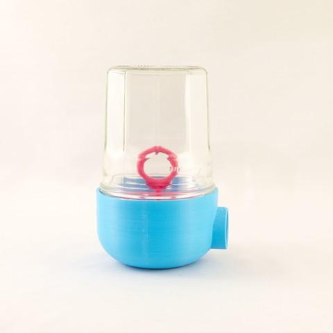 171203-EOS-041.jpg Télécharger fichier STL Sproot - Germoir à graines • Design pour imprimante 3D, clemgerm