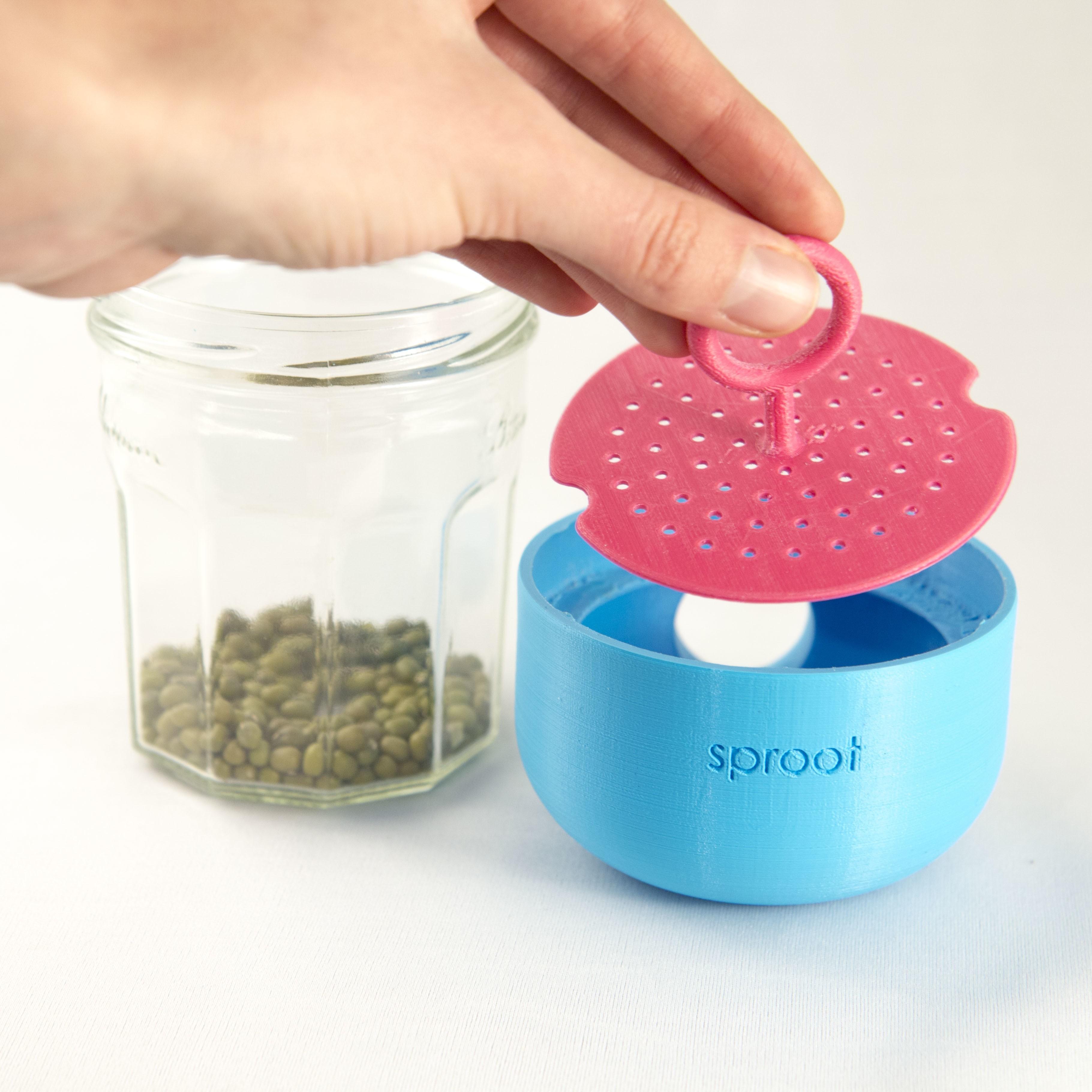 171203-EOS-059.jpg Télécharger fichier STL Sproot - Germoir à graines • Design pour imprimante 3D, clemgerm