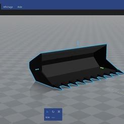 Descargar Modelos 3D para imprimir gratis compartimiento construcción, notre_agriculture_en_miniature
