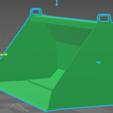 Download free OBJ file Godet a grain 1/32 • 3D printable object, notre_agriculture_en_miniature