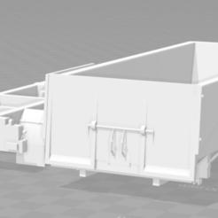 Descargar modelos 3D gratis remolque 1/32 grano, notre_agriculture_en_miniature