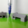 Download free 3D printer files  Mini houses, facuu