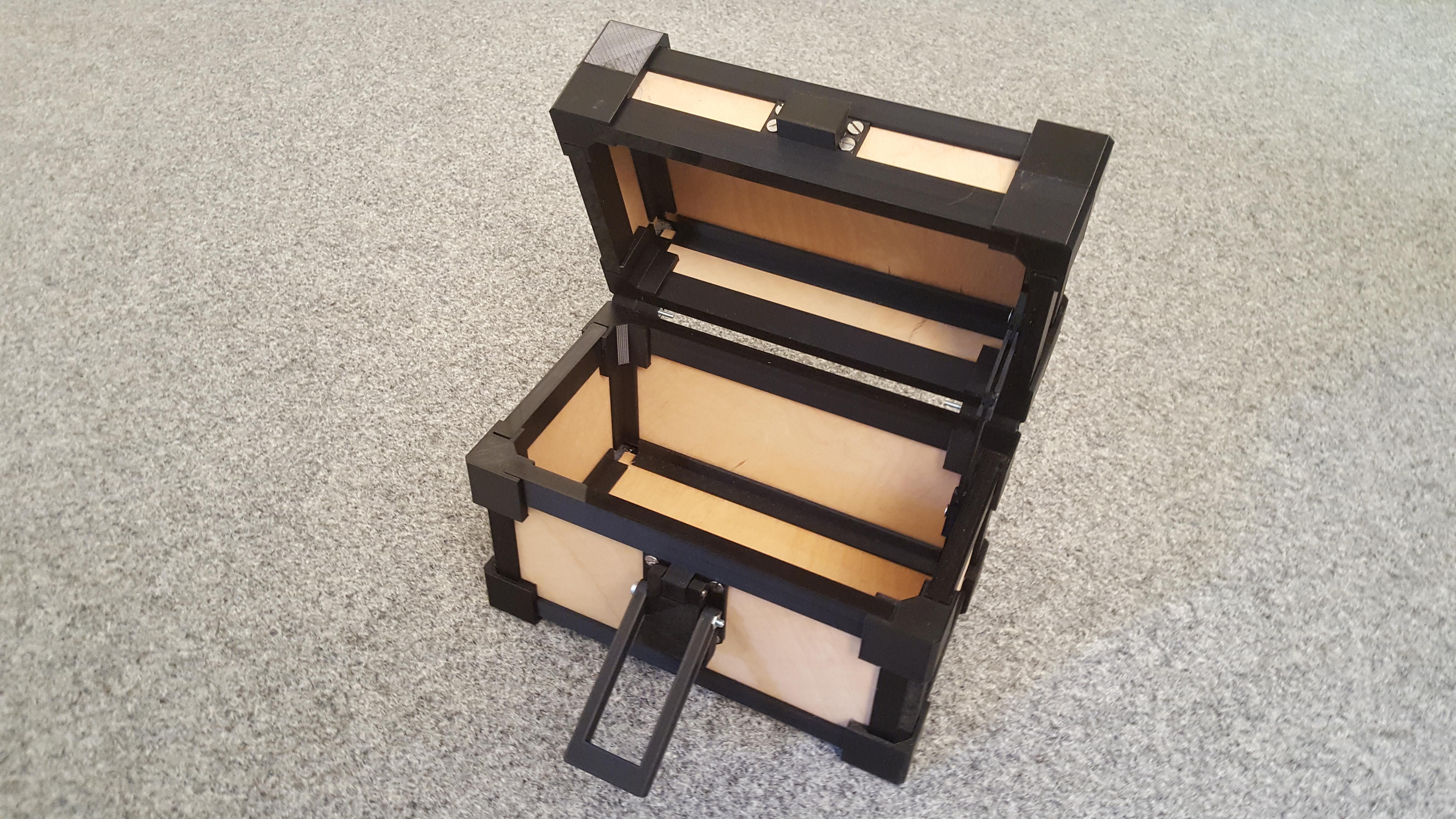 20190818_164335.jpg Download STL file LazyMans Box • Model to 3D print, Job
