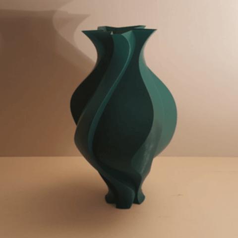 Capture d'écran 2018-03-19 à 15.12.16.png Download free STL file Leave Vase • Model to 3D print, Job