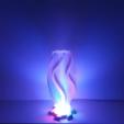 Télécharger modèle 3D gratuit Lampe Golden Wave, Job