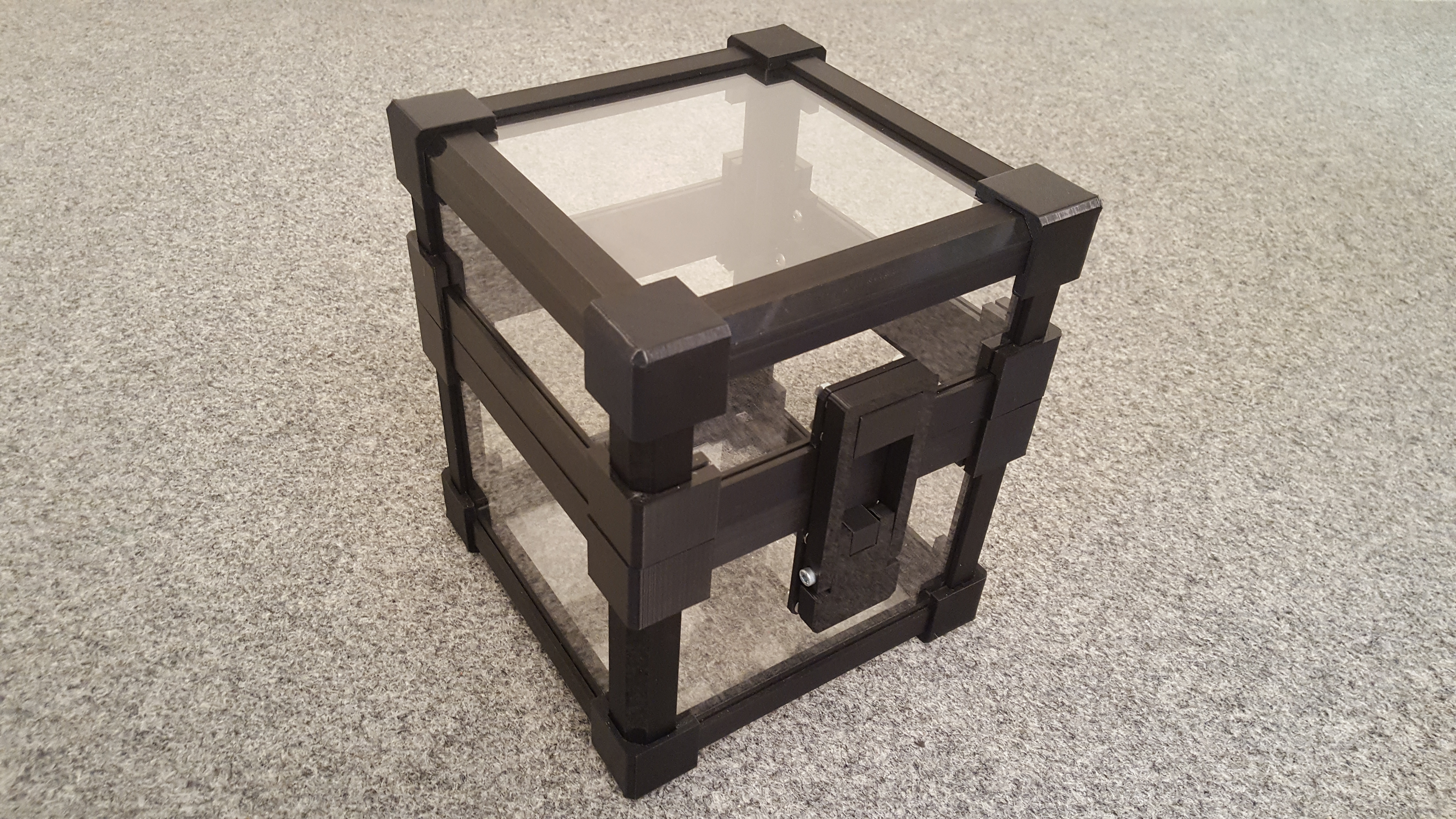 20190818_164633.jpg Download STL file LazyMans Box • Model to 3D print, Job