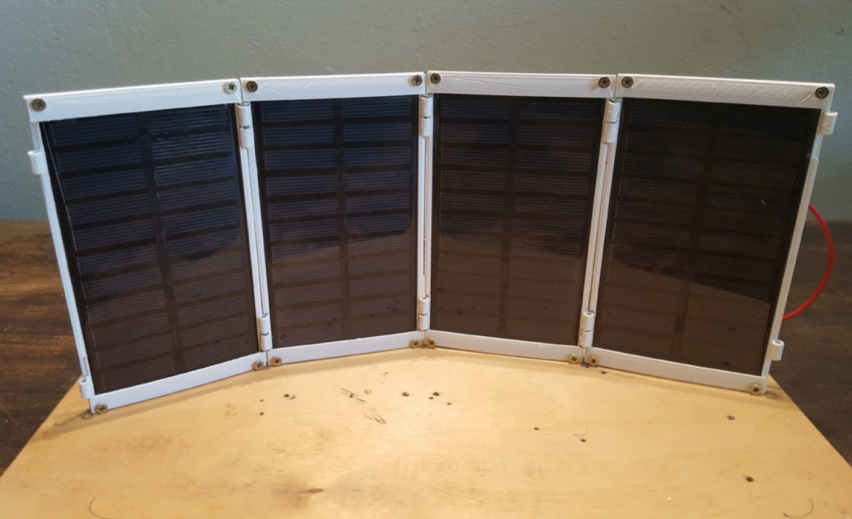 Capture d'écran 2017-11-06 à 16.47.09.png Download free STL file Solar Panel Holder • Object to 3D print, Job