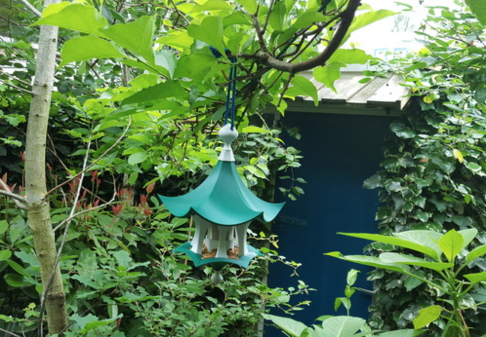 Capture d'écran 2018-06-06 à 11.19.27.png Download free STL file Little Bird Feeder Air Temple • 3D printer model, Job