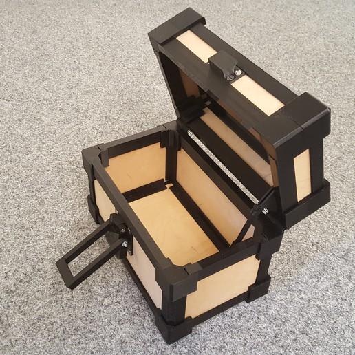 20190818_164328.jpg Download STL file LazyMans Box • Model to 3D print, Job