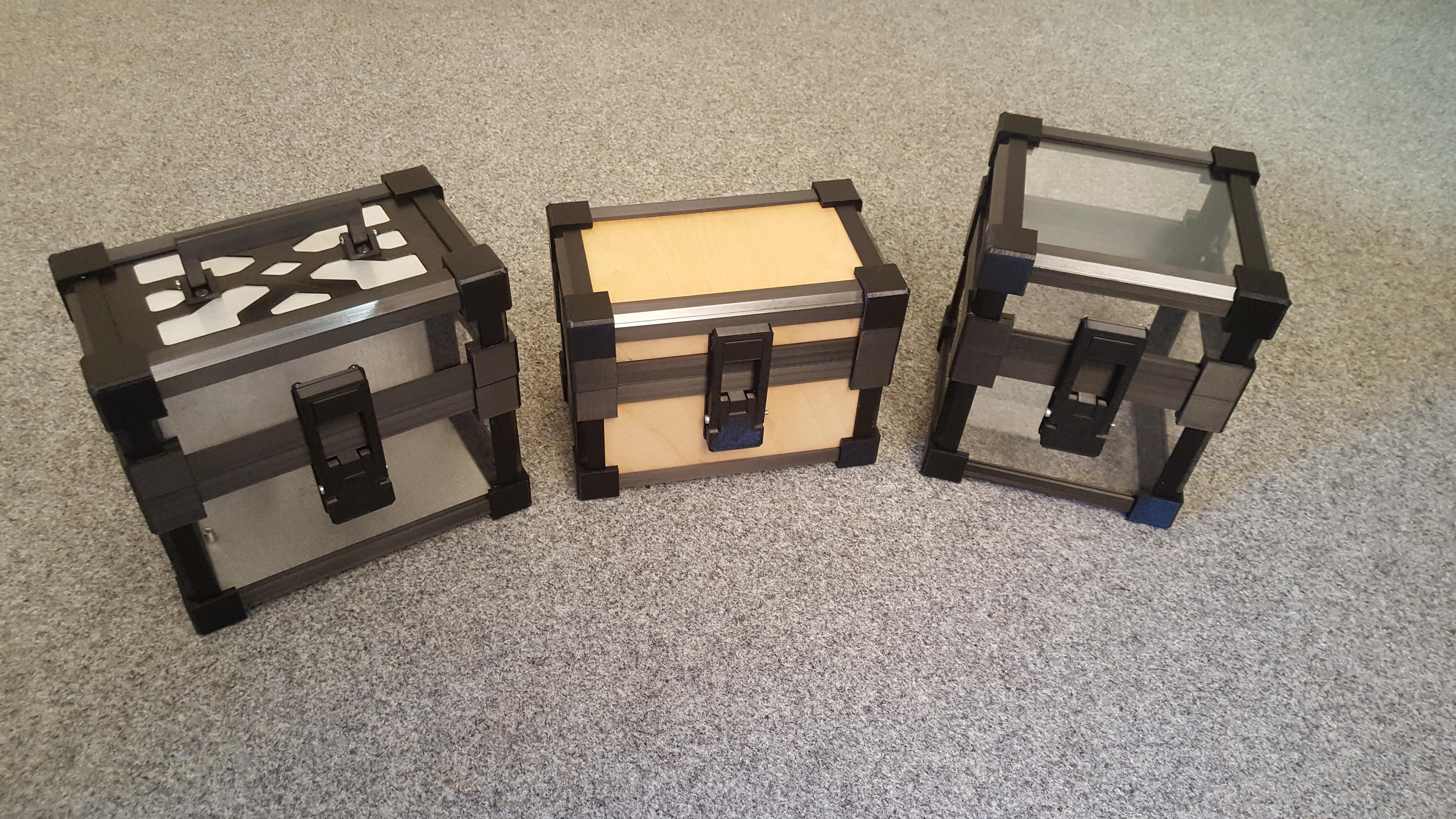 20190818_165116.jpg Download STL file LazyMans Box • Model to 3D print, Job
