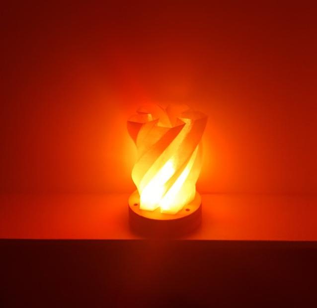 Capture d'écran 2017-05-29 à 10.05.04.png Télécharger fichier STL gratuit Lampe Pentagram • Objet imprimable en 3D, Job
