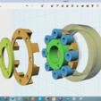 Download free STL file Bearing • 3D printer object, Job