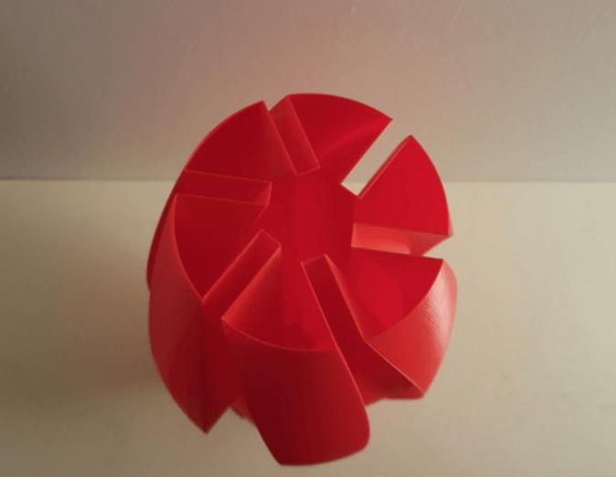 Capture d'écran 2018-03-30 à 12.02.12.png Download free STL file Wave Carved Torpedo Vase • 3D printable design, Job